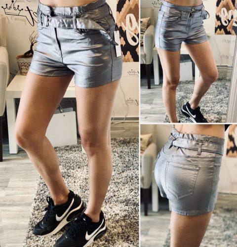 Къси панталонки Shiny Grey елизабет.бг