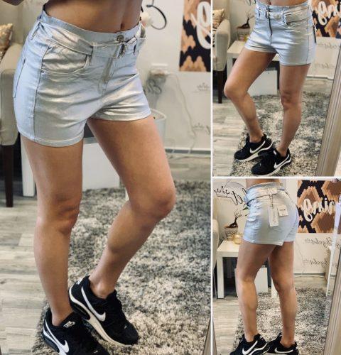 Къси панталонки Shiny Silver елизабет дрехи